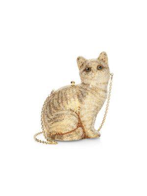 Cat Morris Crystal Clutch