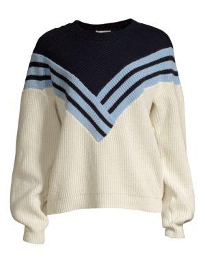 Tiliana Wool-Blend Ski Sweater