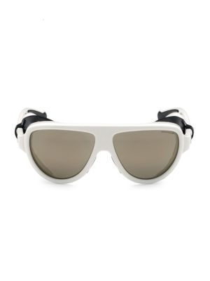 57MM Shielded Sunglasses