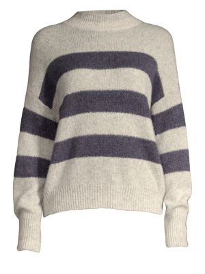 Ellise Cashmere & Silk Sweater