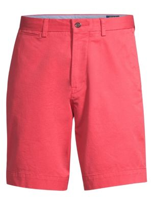 POLO RALPH LAUREN | Classic Fit Stretch Military Shorts | Goxip