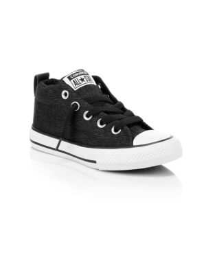 Kid's Chuck Taylor All Star Street Cotton Sneakers