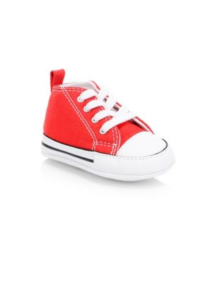 Kid's Chuck Taylor First Star Sneakers