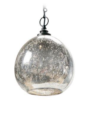 Floating Glass Pendant