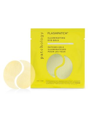 5-Piece Flash Patch Illuminating Eye Gels
