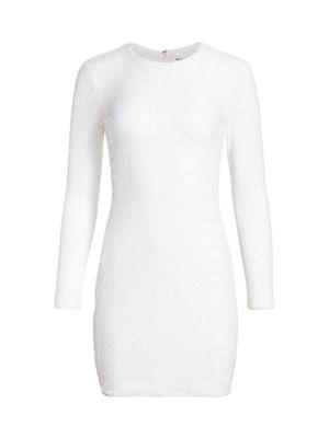 Heart of Glass Sequin Dress