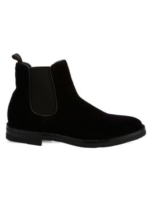 Touring Suede Chelsea Boots