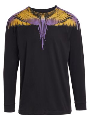 Wings Long Sleeve Tee