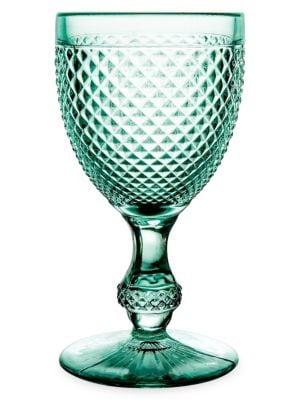 Bicos 4-Piece Water Goblet Set