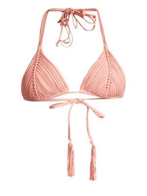Riviera Isla Triangle Bikini Top
