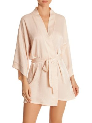 Reminisce Satin Robe