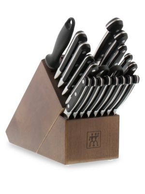 20-Piece Knife Block Set