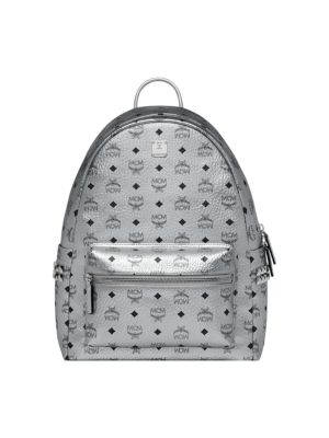 Stark Studs Metallic Visetos Backpack