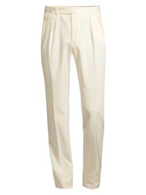 Formal Wool Pants