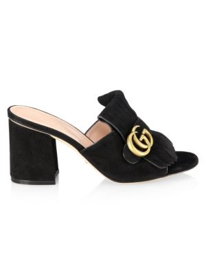 Marmont Suede Sandals