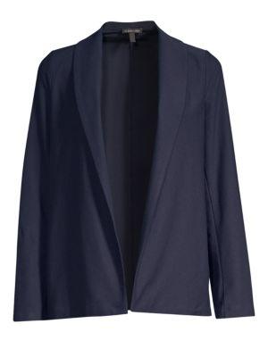Shawl Collar Jacket