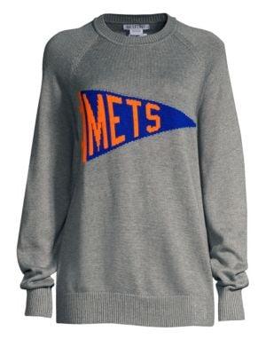New York Mets Pennant Sweater