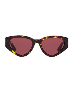 Spirit2 Retro Oval 52MM Sunglasses