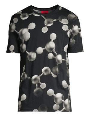 Datomi Molecular Graphic T-Shirt