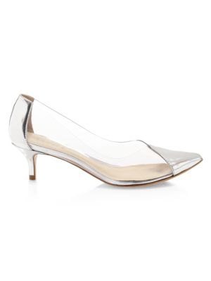 Cyou Patent Leather Pumps