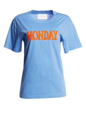 Days Of The Week Monday T-Shirt