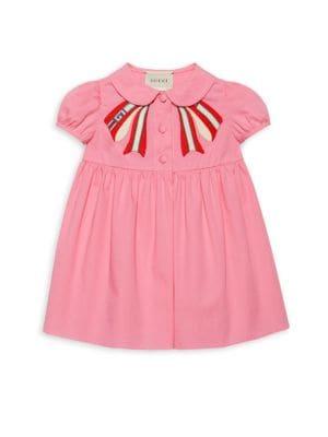 Baby Girl's Short-Sleeve Dress