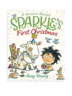 A Unicorn Named Sprinkles First Christmas Book