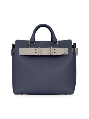 Medium Leather Belt Shoulder Bag