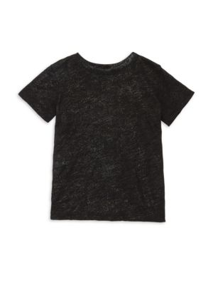 Baby's & Little Kid's Sparkle Cotton Tee