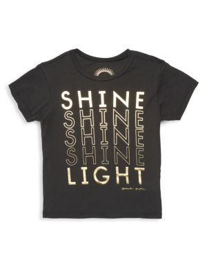 Girl's Shine Tee