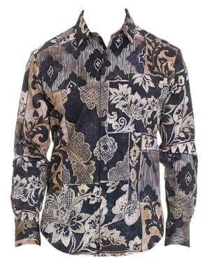 Gallow Printed Shirt