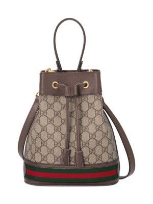 Small Ophida Bucket Bag