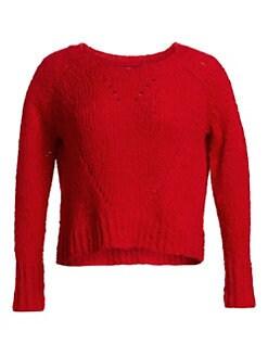 이자벨 마랑 Isabel Marant Etoile Shields Crewneck Sweater