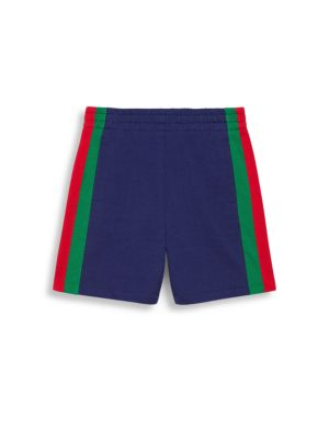 Boy's Heavy Jersey Web Shorts