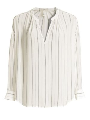 Toril Viscose Striped Blouse