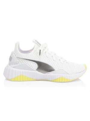 Defy TZ Wn's Knit Sneakers
