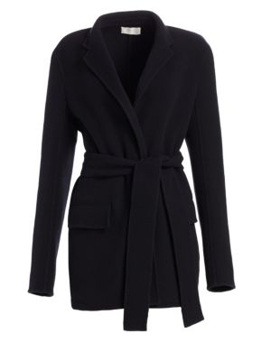 Tora Virgin Wool-Blend Trench Coat