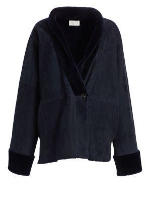 Pernia Lamb Fur Jacket
