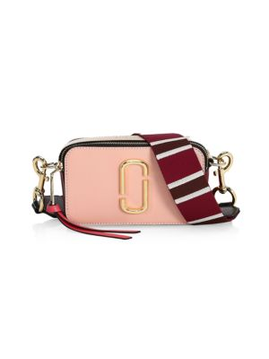MARC JACOBS | Snapshot Leather Camera Bag | Goxip
