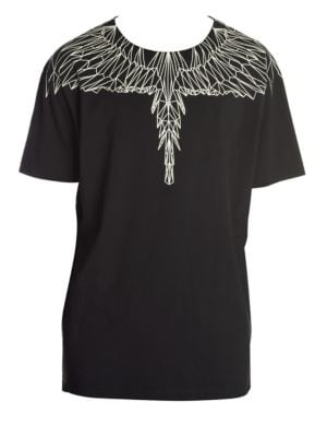 Geometric Wings Tee