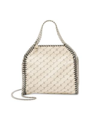 Mini Falabella Monogrammed Shoulder Bag