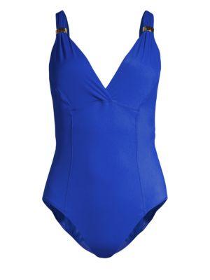 AMORESSA | Gitano Fandango One-Piece Swimsuit | Goxip