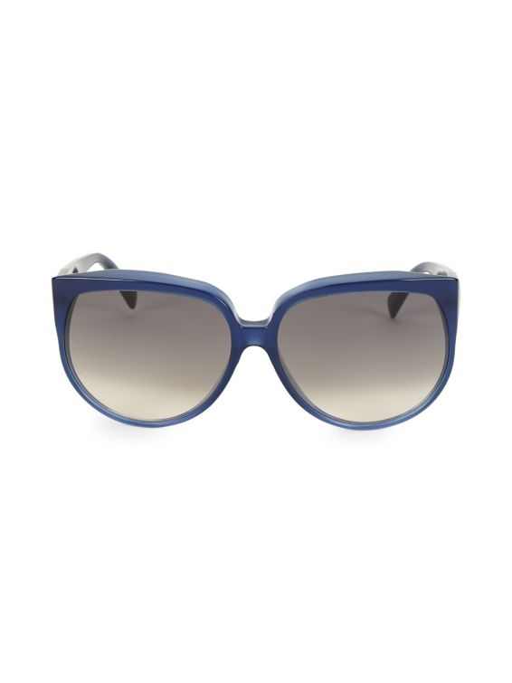 CELINE Winter CL40048I 62MM Gradient Square Sunglasses