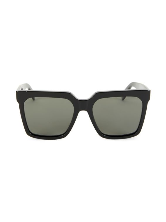 CELINE CL40055I 55MM Polarized Square Sunglasses