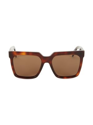 CL40055I 55MM Polarized Square Sunglasses