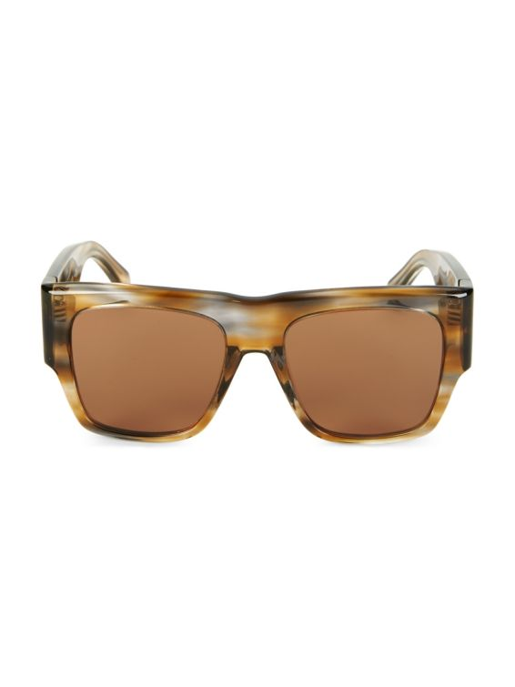 CELINE CL40056I 53MM Square Sunglasses