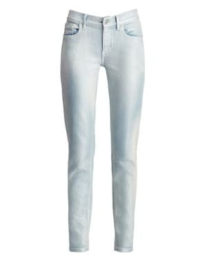 RALPH LAUREN | Iconic Style 400 Matchstick Jeans | Goxip