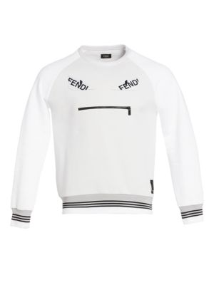 Demon Eyes Crewneck Sweatshirt