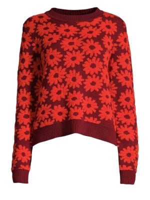 Margherita Floral Sweater