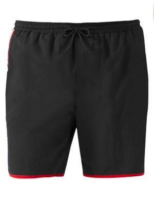 GUCCI   Nylon Swim Shorts   Goxip